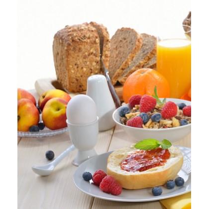 Luksus Morgenmad
